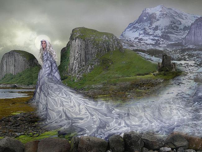 Богиня Калех
